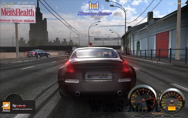 Moscow Racer - автогонки по Москве