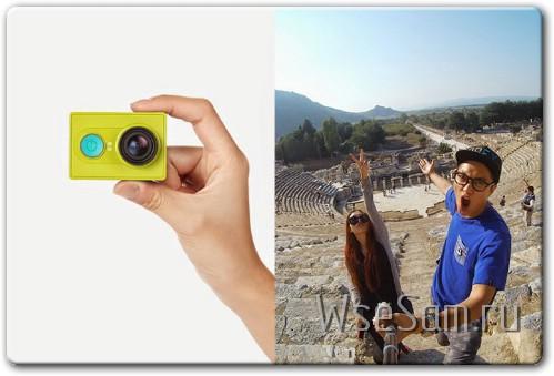 Обзор Xiaomi Yi Camera