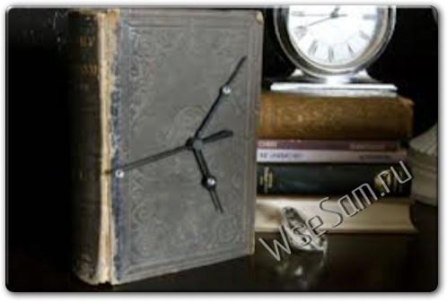 Самодельные часы