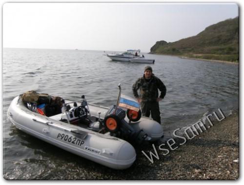Доработка лодки пвх своими руками