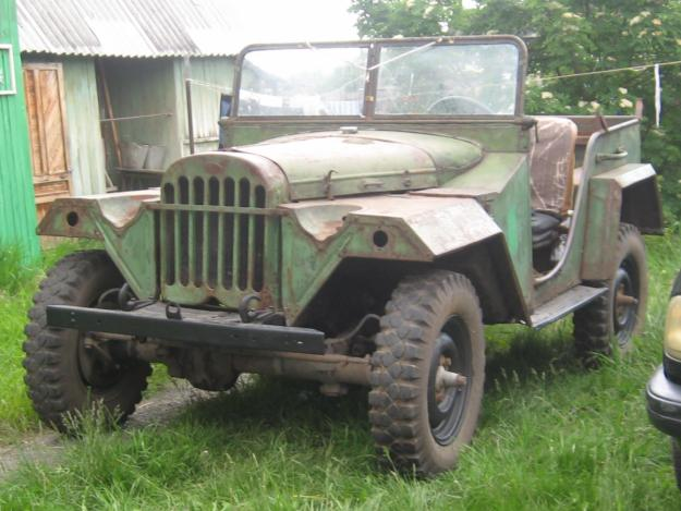 Автомобиль ГАЗ 67