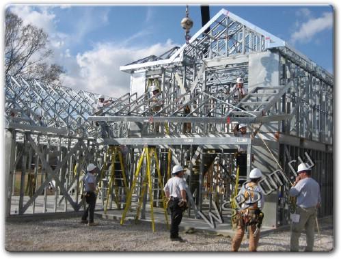 Genesis новая технология строительства домов