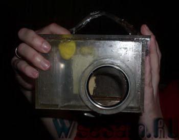 Гермобокс для фотоаппарата