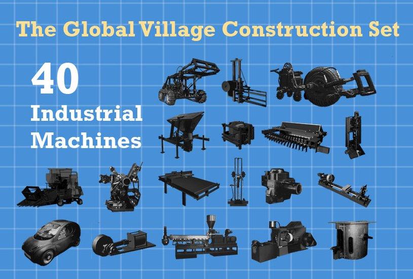 Самодельный трактор и другие механизмы