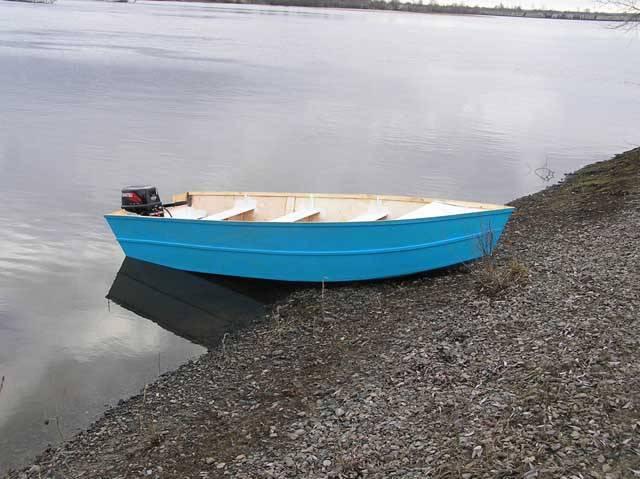 Как построить лодку: за один месяц, на пятом этаже...