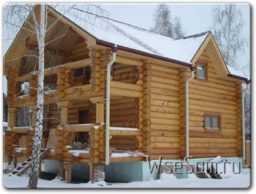 Сибирская лиственница как материал