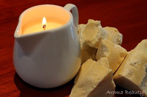 Массажная свеча своими руками