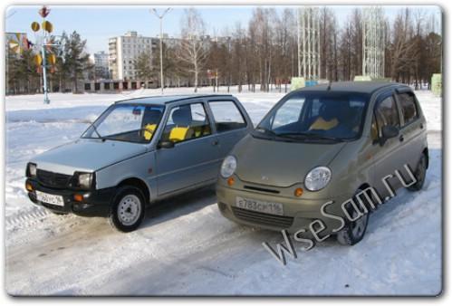 Daewoo Matiz: преимущества и недостатки