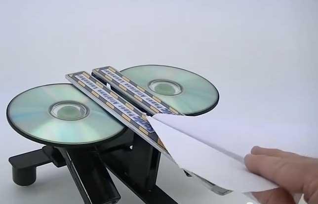Запускалка для бумажных самолетов