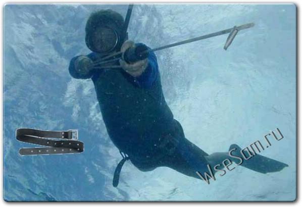 Подводная охота своими руками