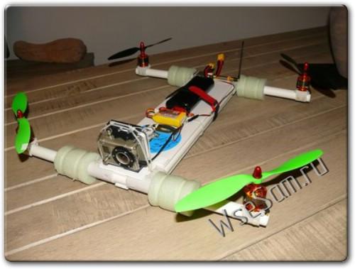 квадрокоптер своими руками пошаговая инструкция - фото 9