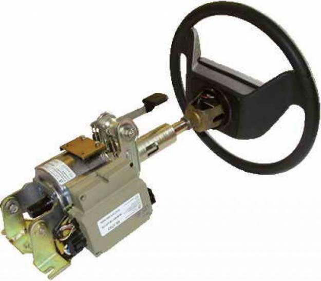 Конструкции рулевых приводов