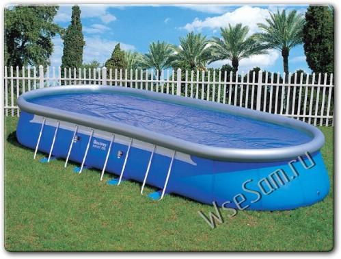 Как сделать бассейн для дачи