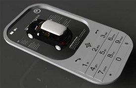 3D гаджет телефон