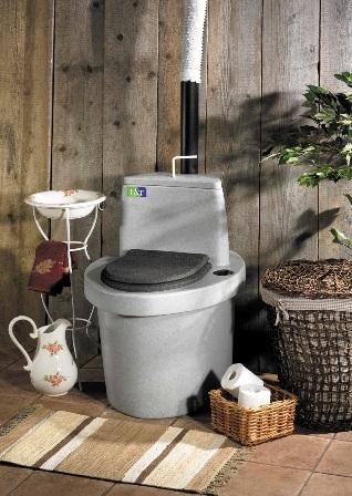 Постройка торфяного туалета на даче своими руками
