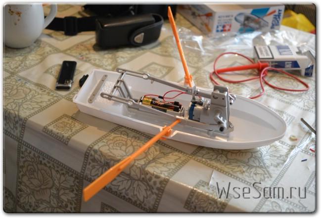 Весельная лодка Row Boat Kit
