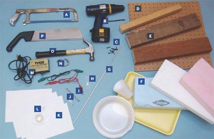 Как резать пенопласта своими руками