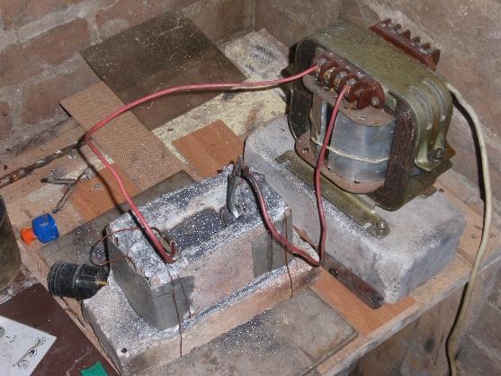 Электро печка своими руками 17