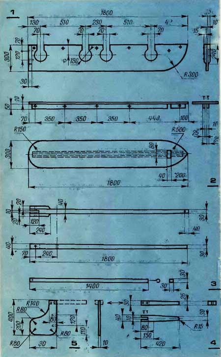 Конструкции самодельных надувных