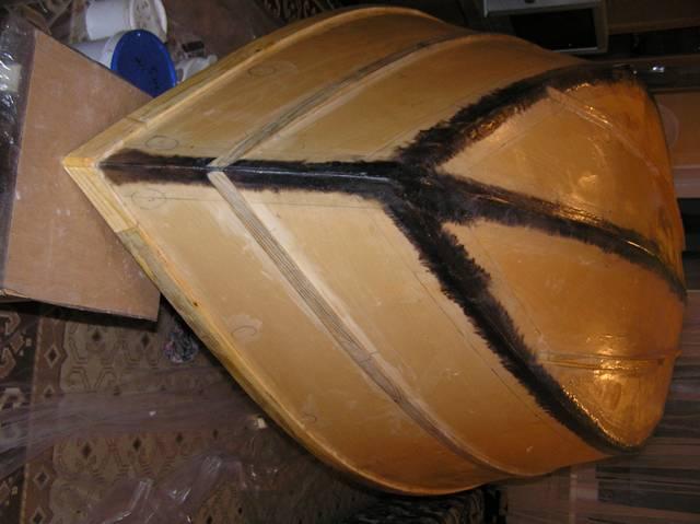 построить лодку из стеклоткани своими руками