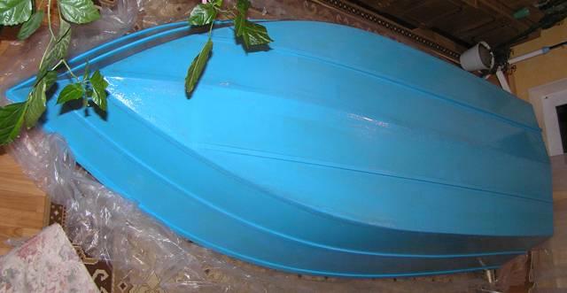 краска для лодок из железа