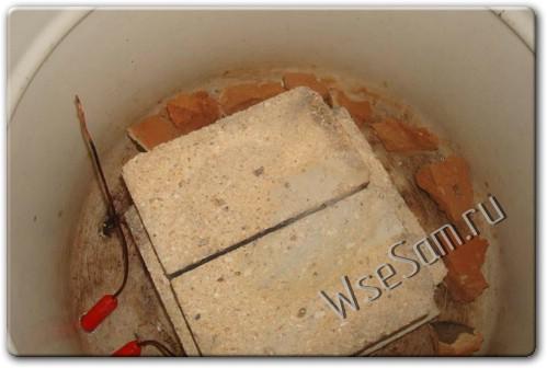 Муфельная печь керамики своими руками 92