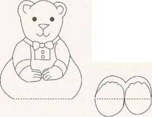 Для того, что бы изгтовить поделки в виде медвежонка и жирафа прочитайте статью. изготовление поделок из фанеры.