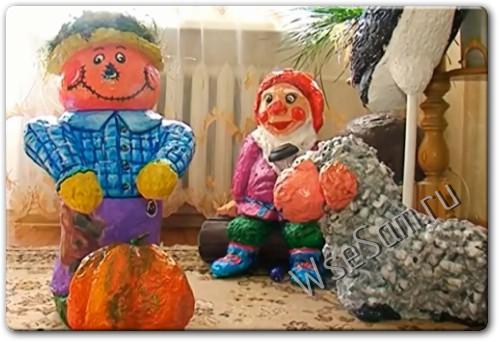 Изготовление садовых фигурок своими руками фото 77