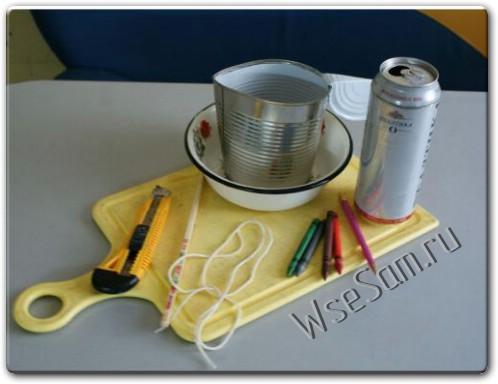 Изготовление форм для свечей в домашних условиях 455