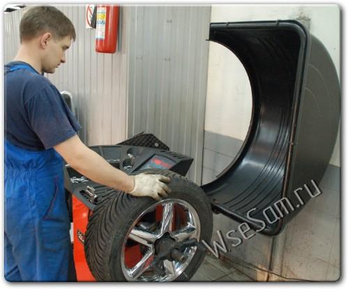 Как сделать мойку колес на шиномонтаже